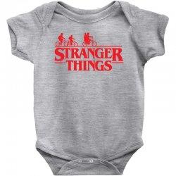 Stranger Things Baby Bodysuit | Artistshot