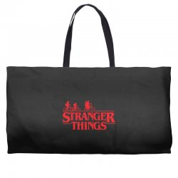Stranger Things Weekender Totes | Artistshot
