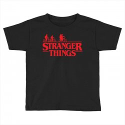 Stranger Things Toddler T-shirt | Artistshot