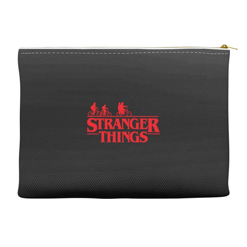Stranger Things Accessory Pouches | Artistshot