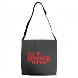 Stranger Things Adjustable Strap Totes | Artistshot
