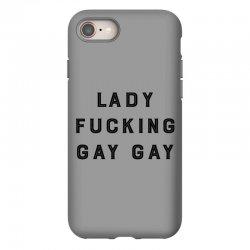 Lady Fucking Gay Gay iPhone 8   Artistshot