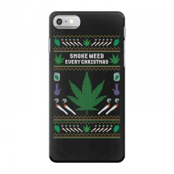 smoke weed ugly sweater iPhone 7 Case | Artistshot