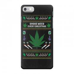 smoke weed ugly sweater iPhone 7 Case | Artistshot