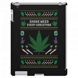 smoke weed ugly sweater iPad 3 and 4 Case | Artistshot