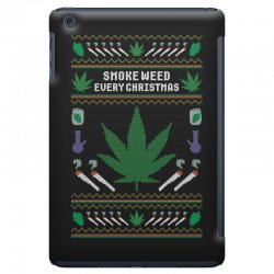 smoke weed ugly sweater iPad Mini | Artistshot
