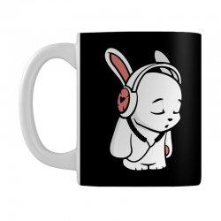 love music cartoon bunny Mug | Artistshot