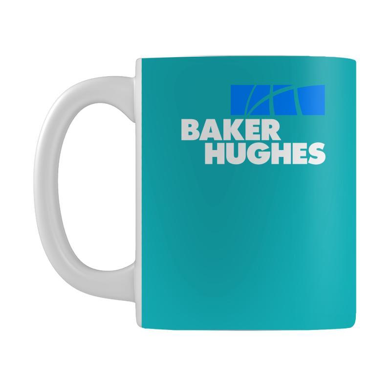 Baker Hughes Oilfield Services Companies Mug  By Artistshot