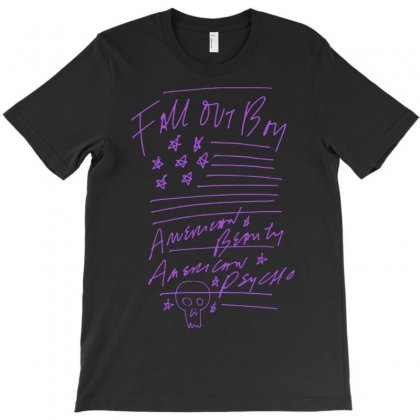 Fall Out Boy T-shirt Designed By Dwi Ariyanto