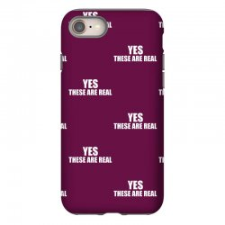 yes these are real funny iPhone 8 Case | Artistshot