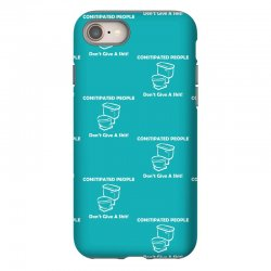 constipated people iPhone 8 Case | Artistshot
