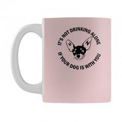 funny drinking dog Mug | Artistshot