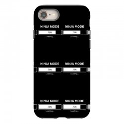 ninja mode loading iPhone 8 Case   Artistshot