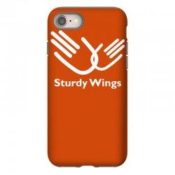 sturdy wings iPhone 8 Case | Artistshot