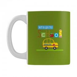 Let's go to school Mug | Artistshot