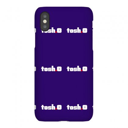 Tosh O Comedy Central Iphonex Case Designed By Mdk Art