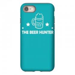 the beer hunter iPhone 8 Case | Artistshot