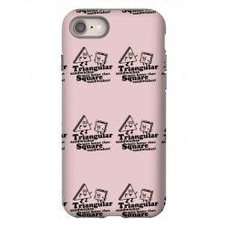 triangular sandwiches iPhone 8 Case   Artistshot