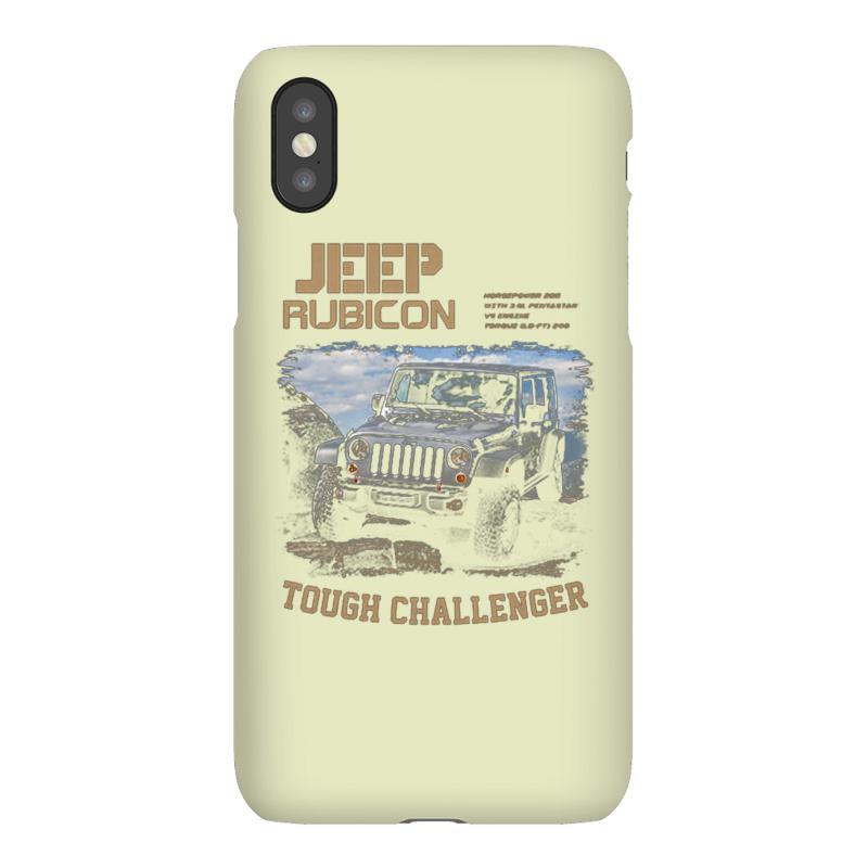 info for 7a5d0 2c781 Jeep Rubicon,tough Challenger Iphonex Case. By Artistshot