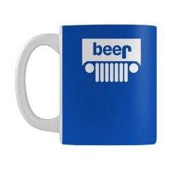 funny jeeps customs logo on men black Mug | Artistshot