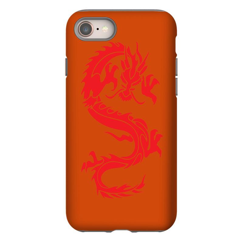 473f86a4fa Custom Chinese Dragon Mma Iphone 8 Case By Mdk Art - Artistshot