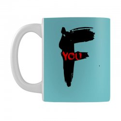 funny mens t shir 'f'yout Mug | Artistshot