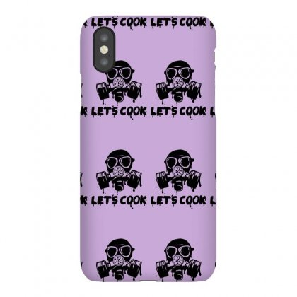 Let's Cook Iphonex Case Designed By Gematees