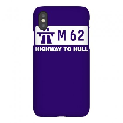 M62 Highway To Hull Iphonex Case Designed By Gematees