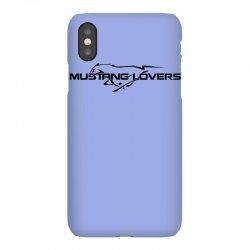 Mustang car iPhoneX | Artistshot