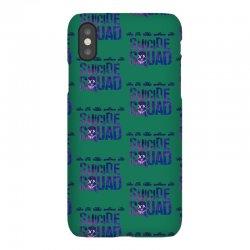 Suicide Squad iPhoneX Case   Artistshot