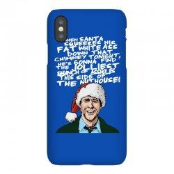 Clark Griswold Christmas Tee iPhoneX Case | Artistshot