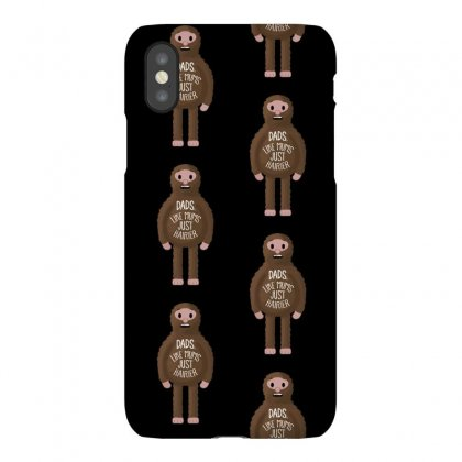 Dads Like Mums But Hairier Iphonex Case Designed By Gematees