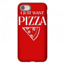 i just want pizza iPhone 8 Case   Artistshot