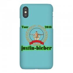 tour 2016 iPhoneX Case | Artistshot