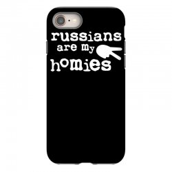 russians are my homies iPhone 8 Case | Artistshot