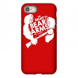 the right to bear arms iPhone 8 Case | Artistshot