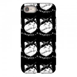 thug cat iPhone 8 Case | Artistshot