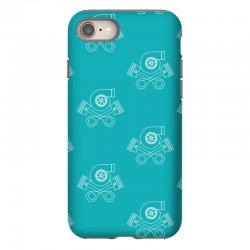 v8 boost tuning jdm turbo drift racing iPhone 8 Case | Artistshot