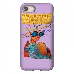 yellow magic orchestra iPhone 8 Case | Artistshot