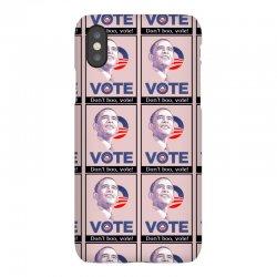 Vote Obama iPhoneX | Artistshot
