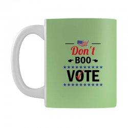 Don't Boo Vote 01 Mug | Artistshot