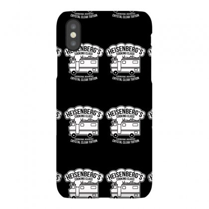 Heisenberg's Cooking Class Iphonex Case Designed By Gematees