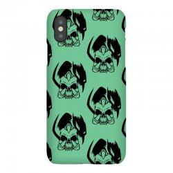 music skull iPhoneX Case | Artistshot