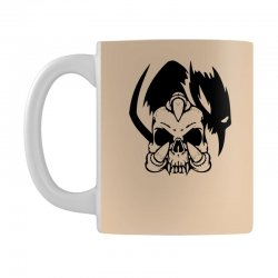 music skull Mug | Artistshot