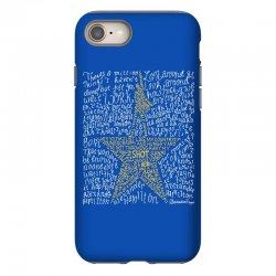 Hamilton Typography iPhone 8 Case | Artistshot