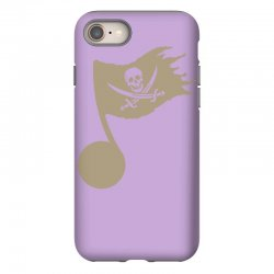 music pirate iPhone 8 Case | Artistshot
