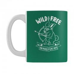 wild and free Mug | Artistshot