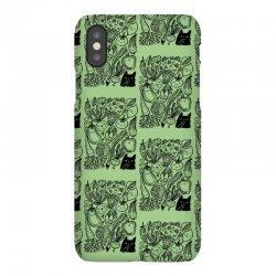 funny vegetables iPhoneX Case | Artistshot