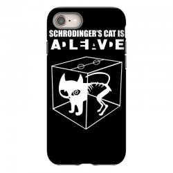the big bang theory sheldon cooper schrodinger's cat iPhone 8 Case | Artistshot