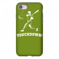 touchdown   funny sports iPhone 8 Case   Artistshot